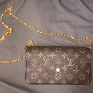 Louis Vuitton (Purse and Wallet)